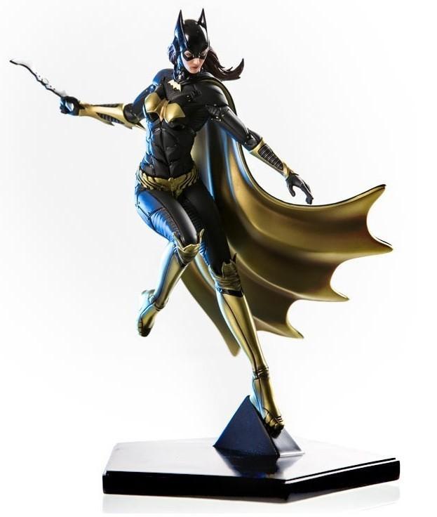 Estátua Batgirl: Batman Arkham Knight (Escala 1/10) - Iron Studios - CD