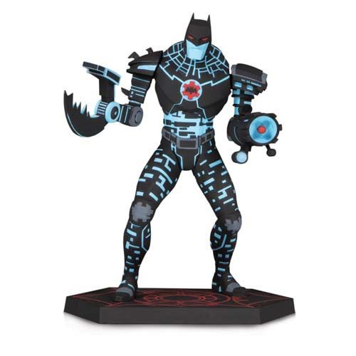 PRÉ VENDA Estátua Batman A Máquina Mortífera (The Mur): Noites de Trevas: Metal (Dark Nights: Metal) DC Comics - DC Collectibles