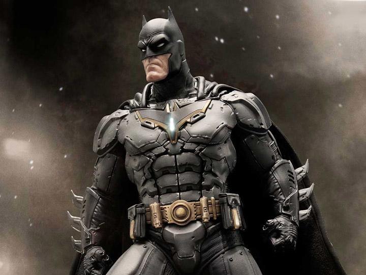 PRÉ VENDA: Estátua Batman Advanced Suit Liga Da Justiça Justice League Ultimate Museum Masterline DC Comics Edição Limitada Limited Edition Escala 1/3  - Prime 1 Studio
