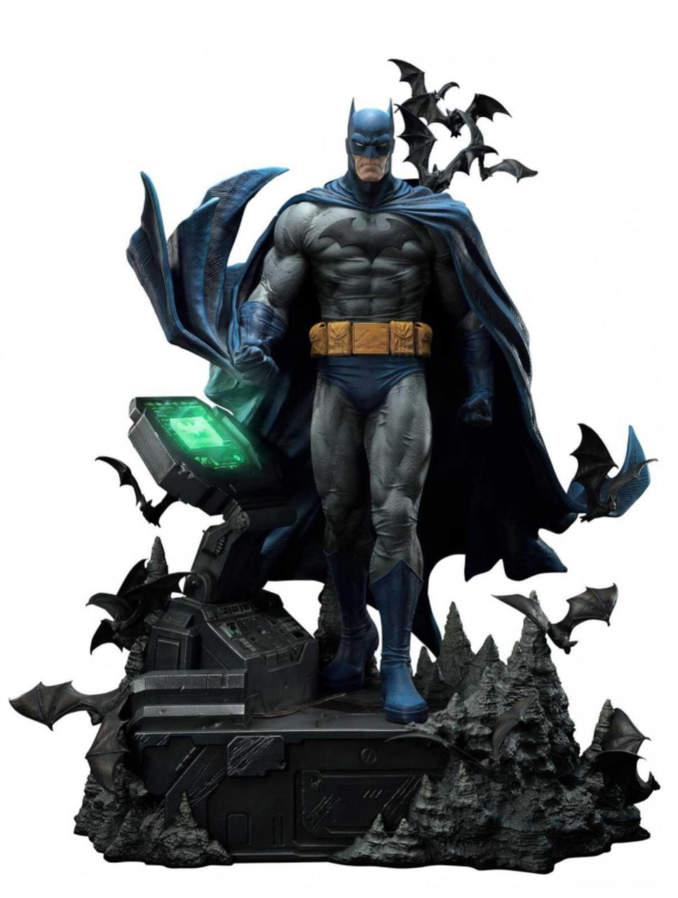PRÉ VENDA: Estátua Batman (Batcave Version) 35