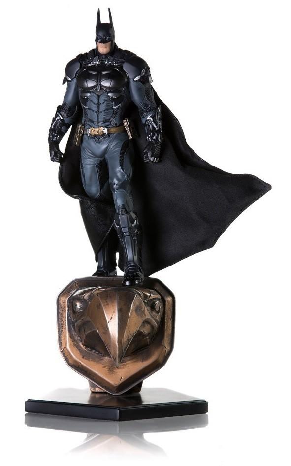 PRÉ VENDA: Estátua Batman: Batman Arkham Knight Art Scale Deluxe Escala 1/10 - Iron Studios