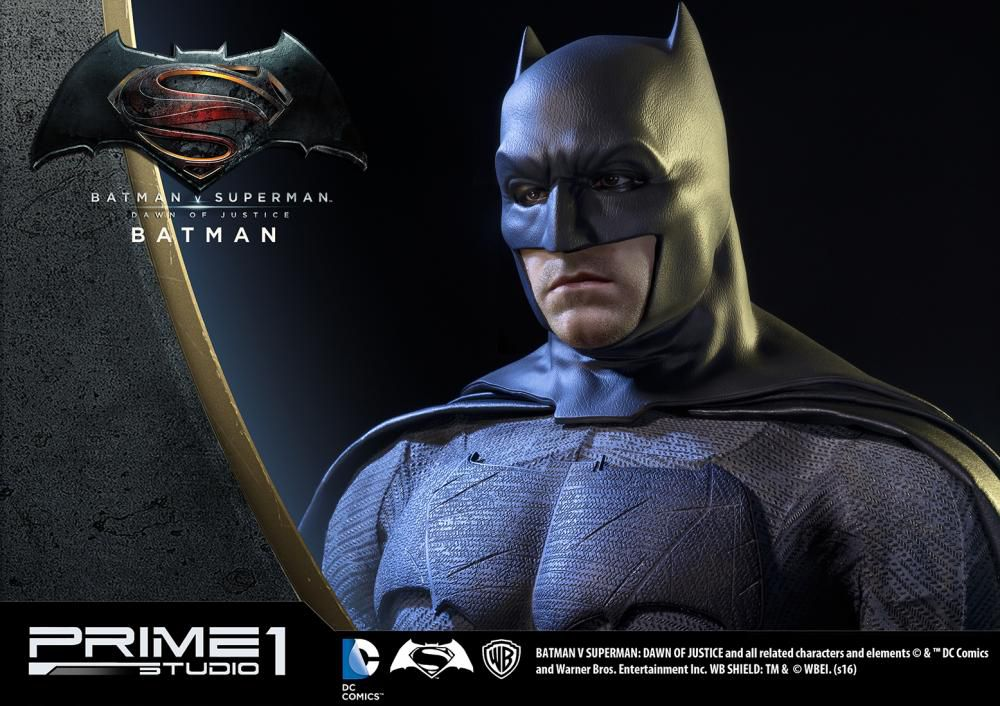 PRÉ VENDA: Estátua Batman: Batman vs Superman (Museum Masterline) Escala 1/2 - Prime 1 Studio