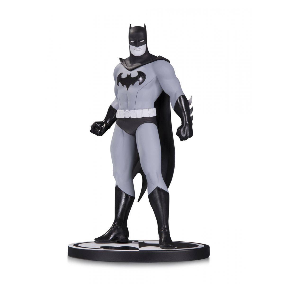 Estátua Batman Black And White: DC Comics (by Amanda Conner) - DC Collectibles - CD