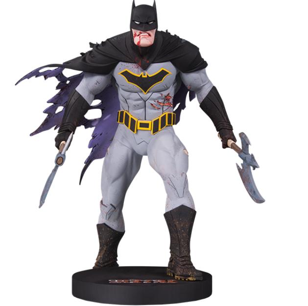 PRÉ VENDA: Estátua Batman: Noites de Trevas Metal (Dark Nights: Metal) DC Designer Series (DC Comics) - DC Collectibles
