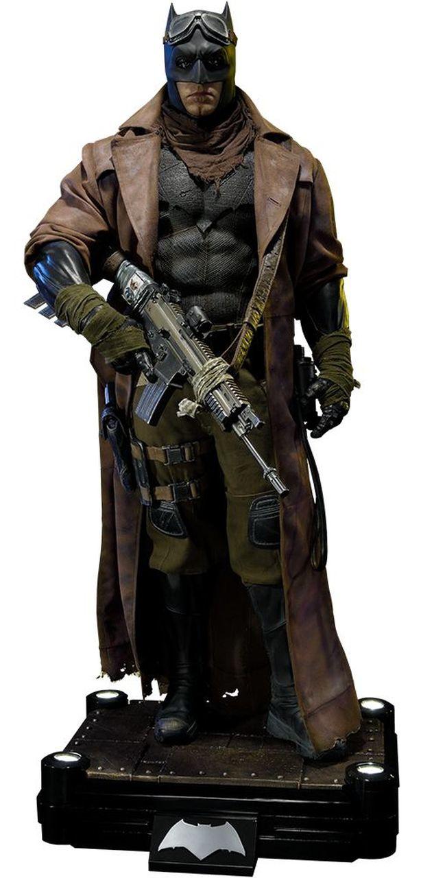 PRÉ VENDA: Estátua Batman (Knightmare): Batman vs Superman (Museum Masterline) Escala 1/2 - Prime 1 Studio