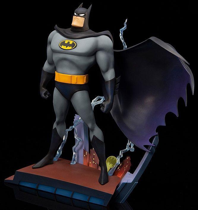 PRÉ VENDA Estátua Batman: Sequência de Abertura (Série Animada ArtFX+) - Kotobukiya