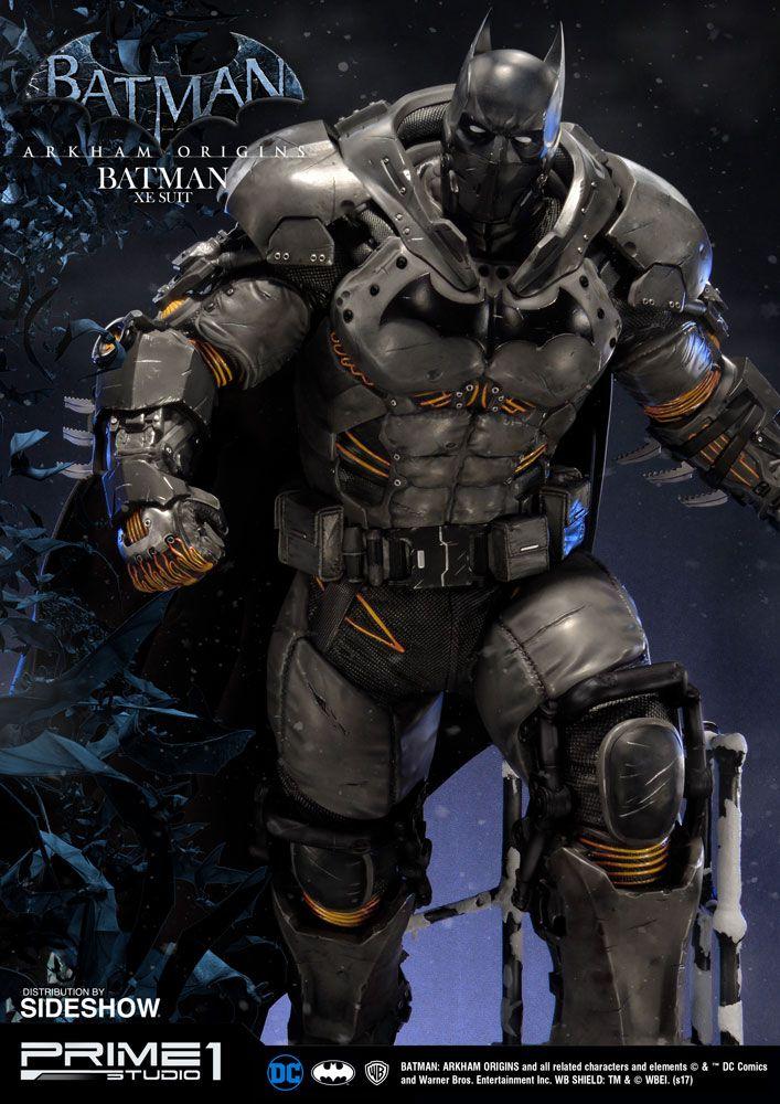 PRÉ VENDA: Estátua Batman (XE Suit): Batman Arkham Origins - Prime 1 Studio