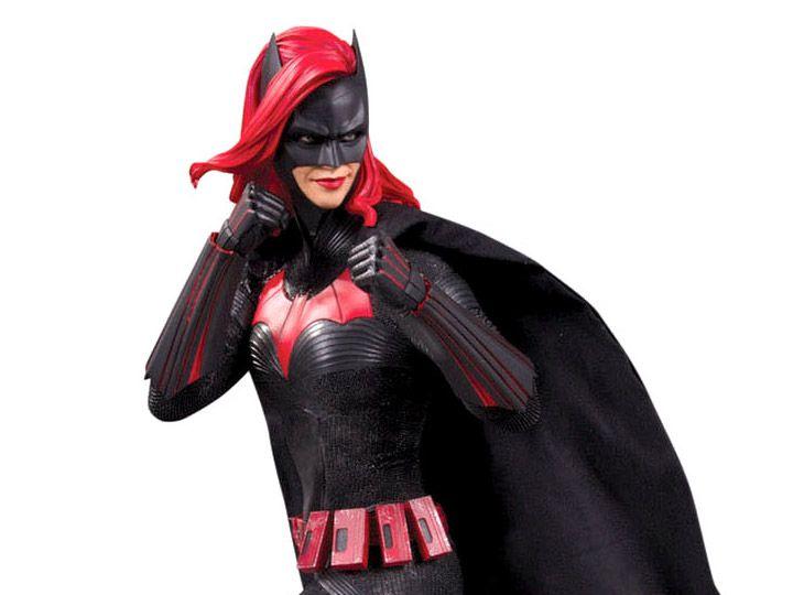 PRÉ VENDA Estátua Batwoman: DC Comics - Limited Edition (TV Series) - DC Collectibles