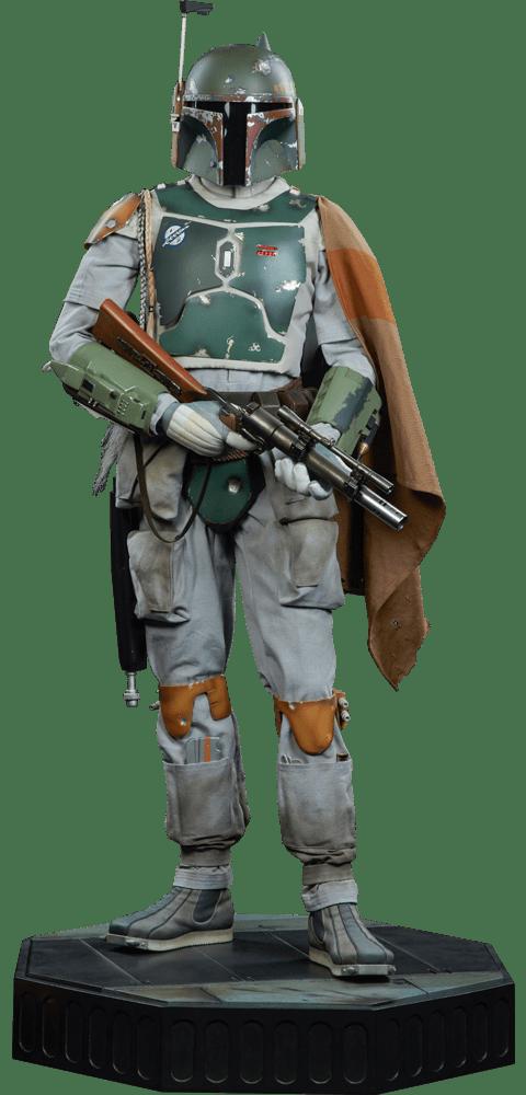 PRÉ VENDA: Estátua Boba Fett: Star Wars (Legendary Scale 1/2) - Sideshow
