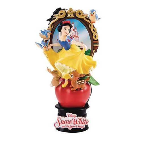 Estátua Branca de Neve (Snow White): Disney Dream Select (PX Previews Exclusive) (DS-013)
