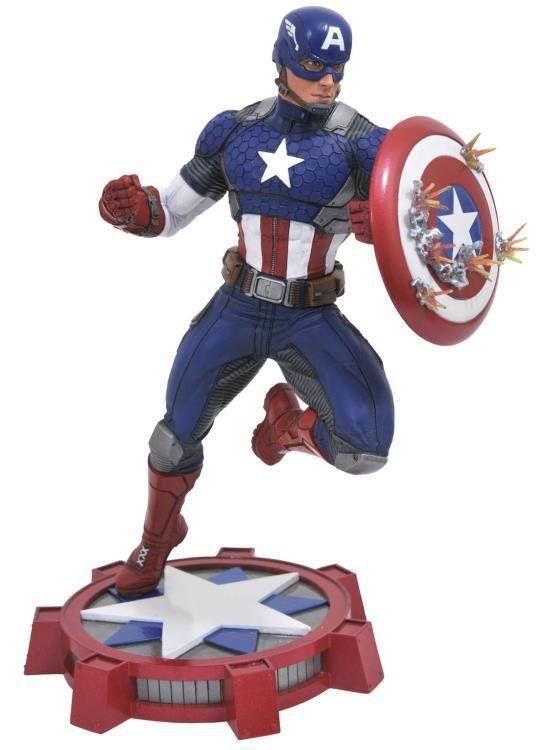 Estátua Capitão América: Marvel Now Gallery Statue - Diamond Select