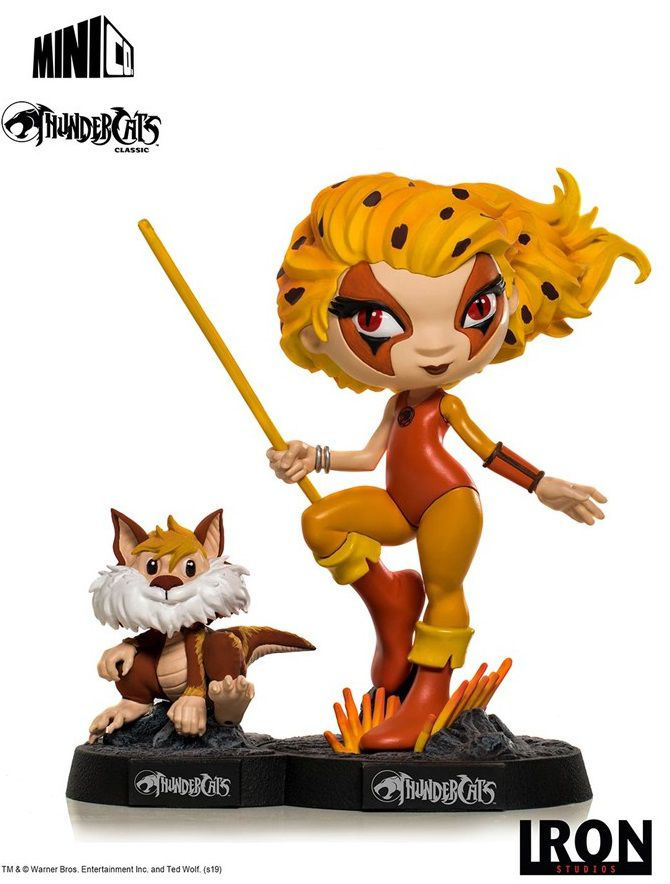 Estátua Cheetara: Thundercats - Mini Co