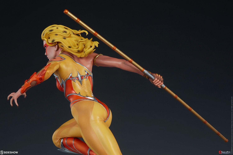 PRÉ VENDA Estátua Cheetara: Thundercats - Sideshow