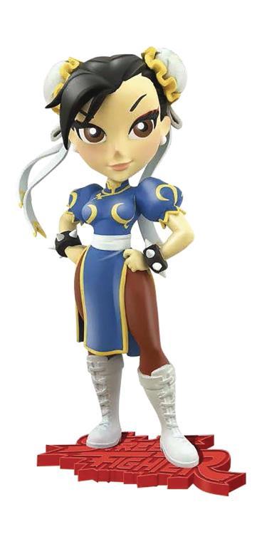 Estátua Chun-Li: Street Fighter Knockouts - Cryptozoic Entertainment
