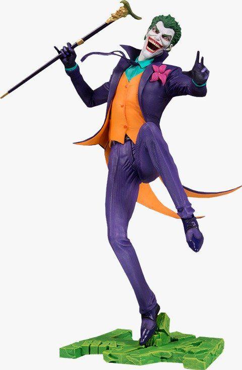 Estátua Coringa (The Joker): DC Comics - DC Collectibles