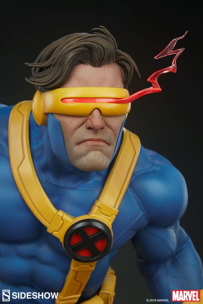 PRÉ VENDA: Estátua Cyclops: X-Men Collection (Premium Format) - Sideshow