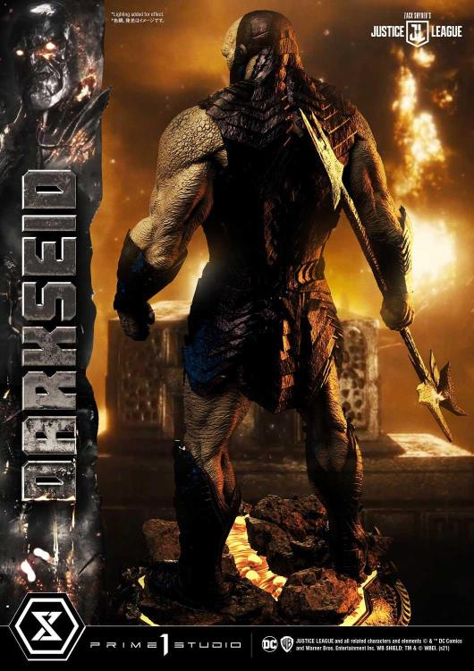 PRÉ VENDA: Estátua Darkseid: Liga da Justiça Justice League Zack Snyder Cut Museum Masterline Escala 1/3 - Prime 1 Studio