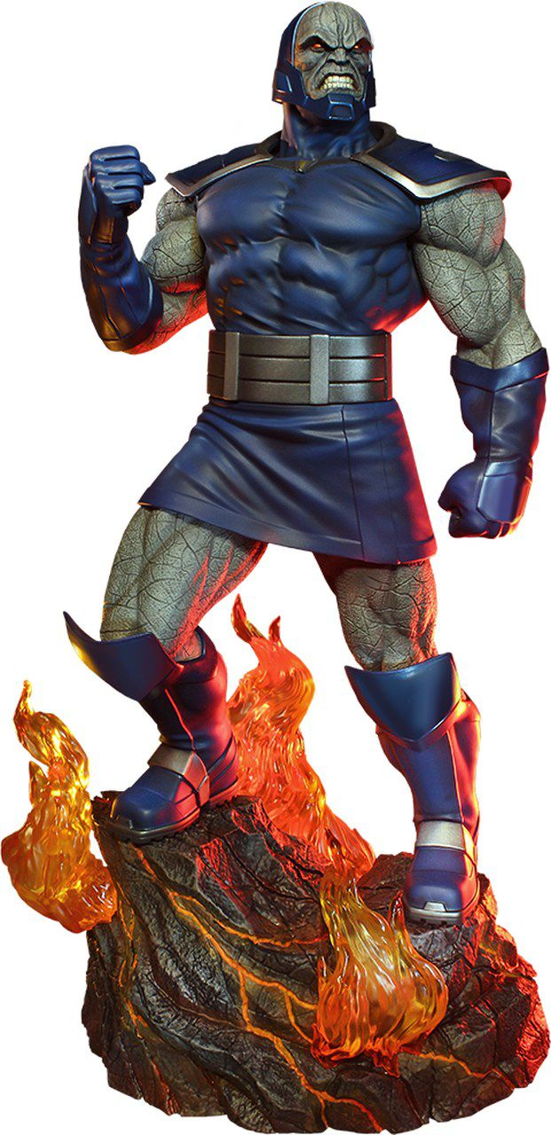 PRÉ VENDA: Estátua Darkseid (Super Powers Collection) Maquette (DC Comics) - Tweeterhead