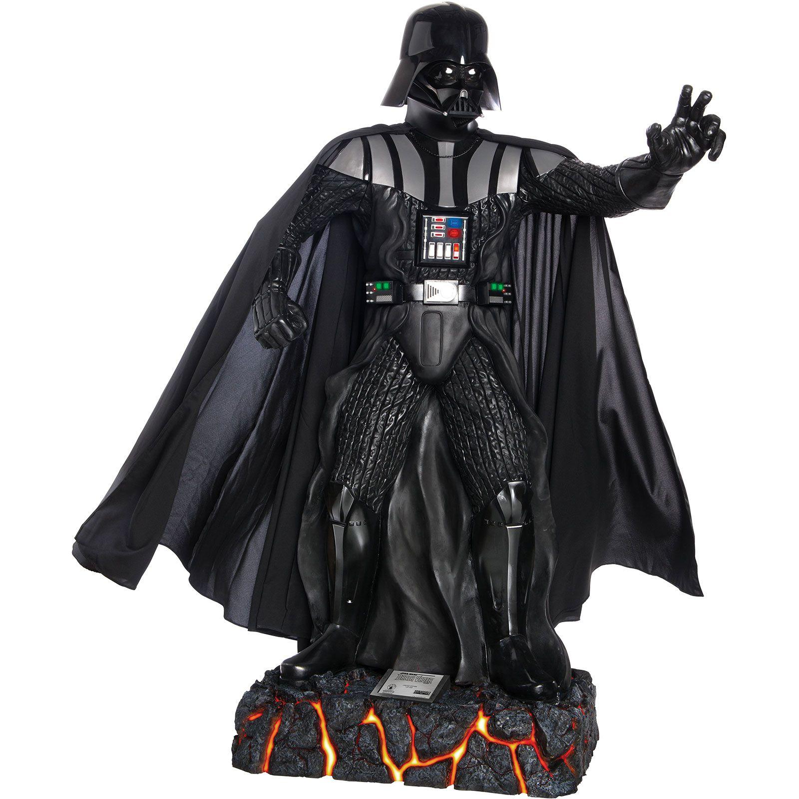 PRÉ VENDA Estátua Darth Vader: Star Wars - Collector's Edition by  Rubie's (Tamanho Real) - Dynamite Entertainment