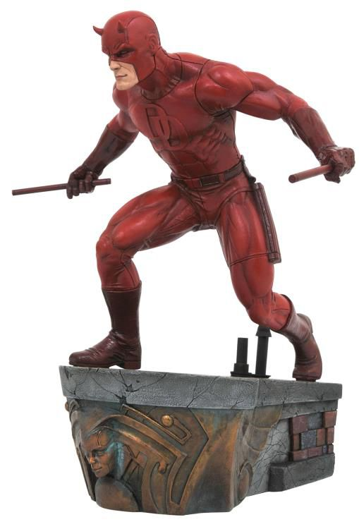 PRÉ VENDA: Estátua Demolidor (Daredevil): Marvel Premier Collection - Diamond Select