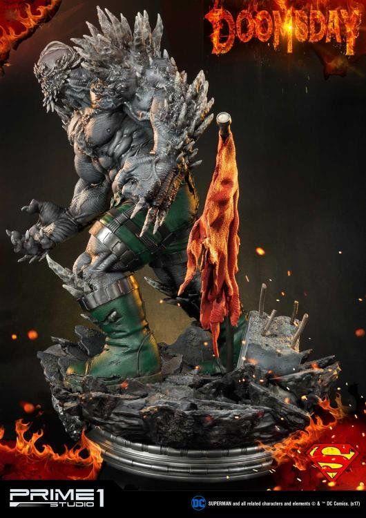 PRÉ VENDA: Estátua Doomsday: DC Comics Museum Masterline 1/3 - Prime 1 Studio