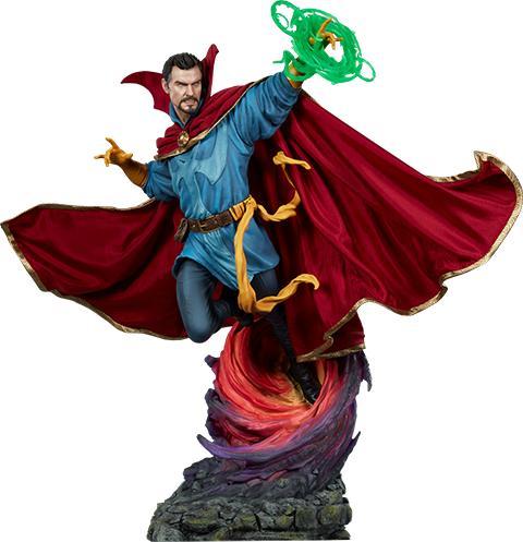 PRÉ VENDA: Estátua Doutor Estranho (Doctor Strange): Marvel Comics Collection (Maquette) - Sideshow