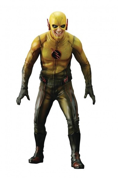 Estátua Flash Reverso: DC Comics ArtFX+ Statue Escala 1/10 - Kotobukiya