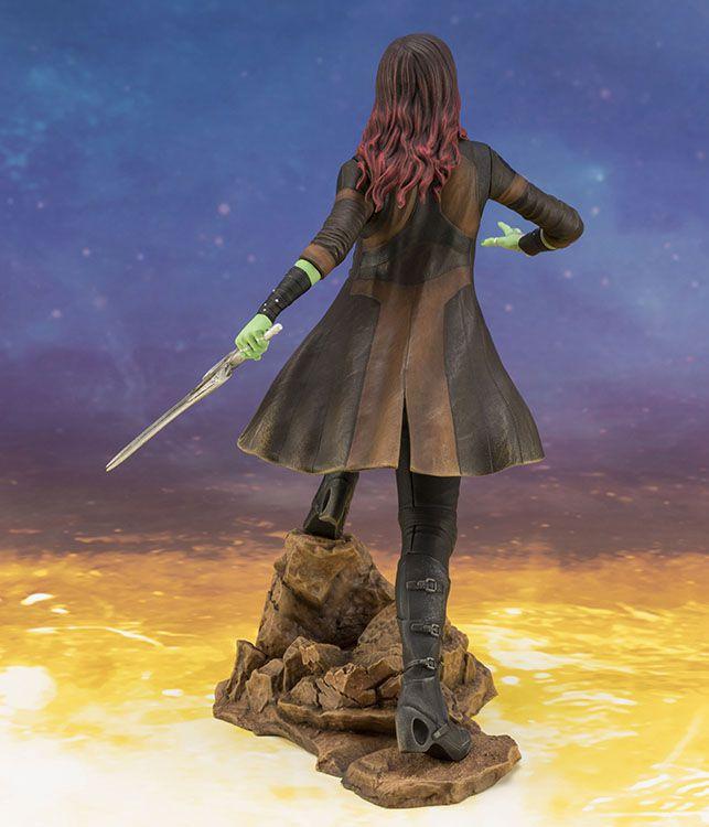 PRÉ VENDA: Estátua Gamora: Vingadores Guerra Infinita (Avengers Infinity War) ArtFX+ 1/10 - Kotobukiya