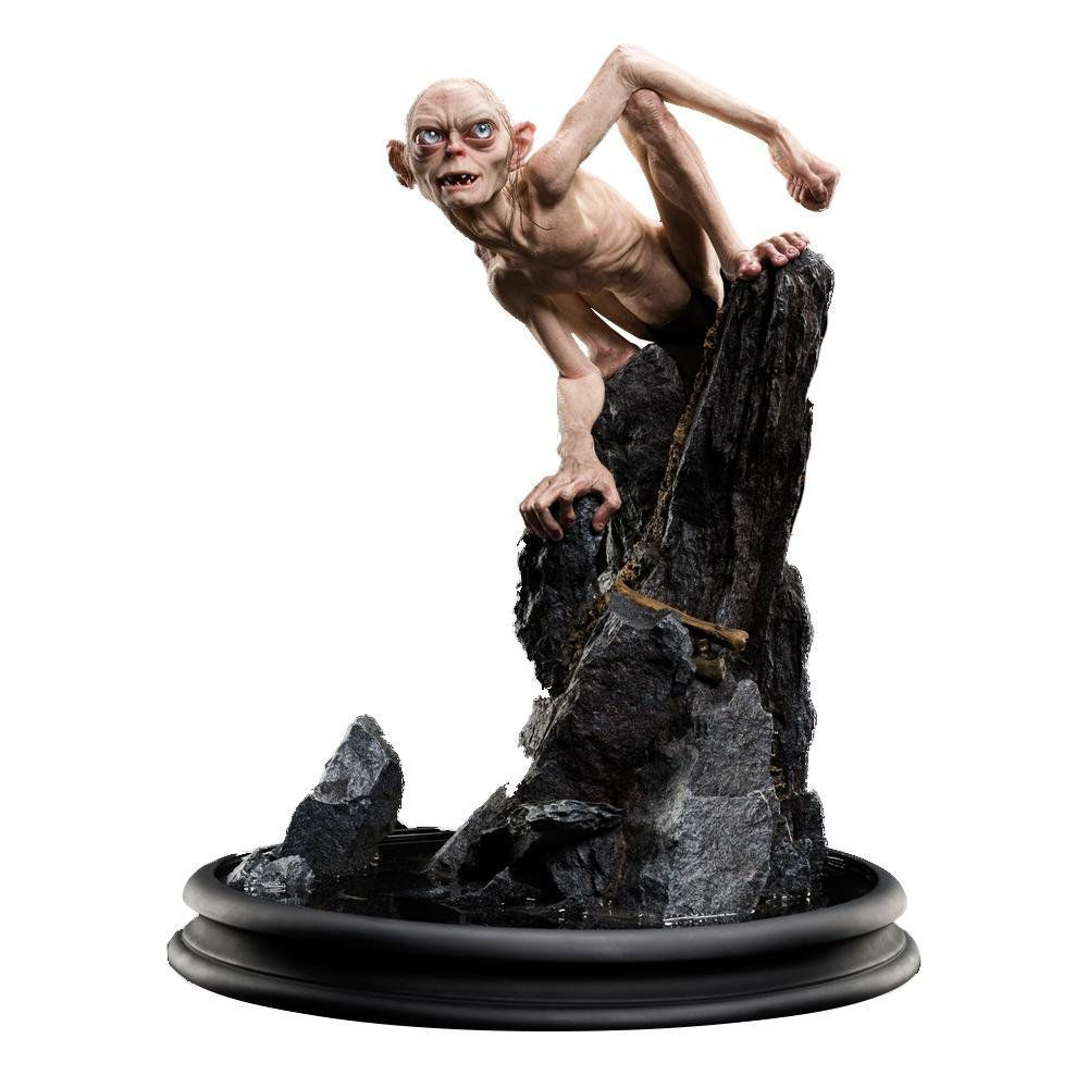 PRÉ VENDA: Estátua Gollum: O Senhor dos Anéis (The Lord of the Rings) Masters Collection Escala 1/3 - Weta