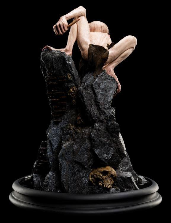 PRÉ VENDA: Estátua Gollum: O Senhor dos Anéis (The Lord of the Rings) Masters Collection Escala 1/3 - Weta