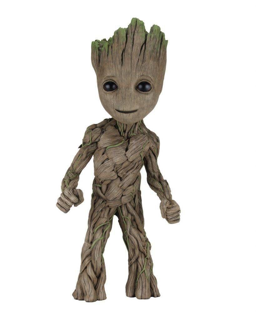 Boneco Groot: Guardiões da Galáxia Vol. 2 Prop Réplica Foam - NECA