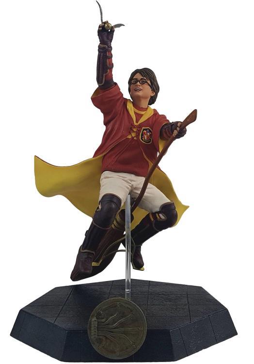 PRÉ VENDA: Estátua Harry Potter Quadribol (Quidditch): PX Previews Exclusive - Icon Heroes