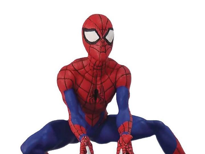 PRÉ VENDA: Estátua Homem-Aranha (Spider-Man): Marvel Finders Keypers - Elephant Gun