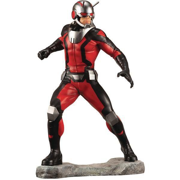 PRÉ VENDA: Estátua Homem-Formiga (Ant-Man): Marvel Universe ArtFX+ 1/10 - Kotobukiya