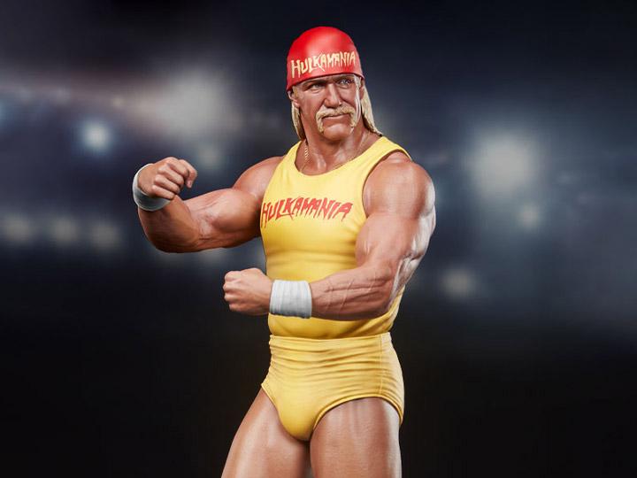 PRÉ VENDA: Estátua Hulk Hogan: Hulkmania WWE Escala 1/4 Edição Limitada Limited Edition - PCS Collectibles