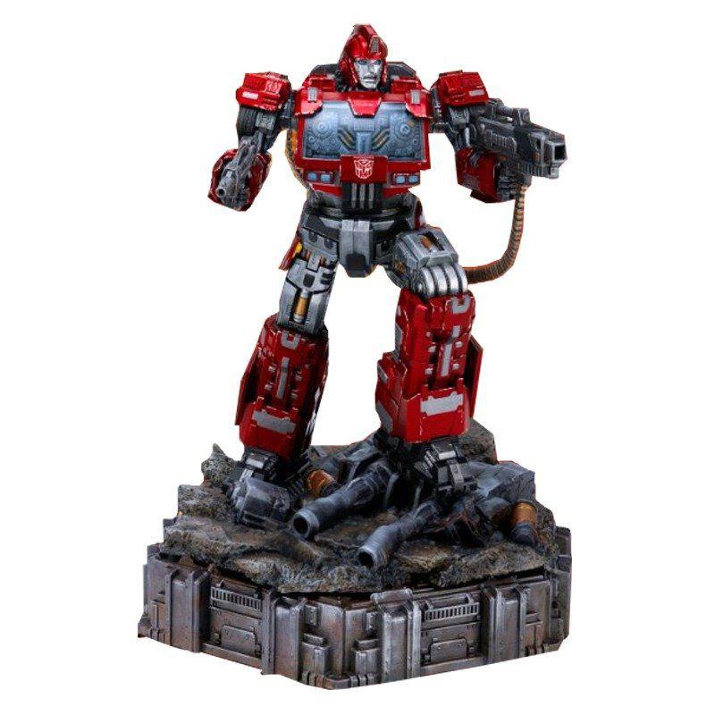 PRÉ VENDA: Estátua Ironhide (Autobot): Transformers