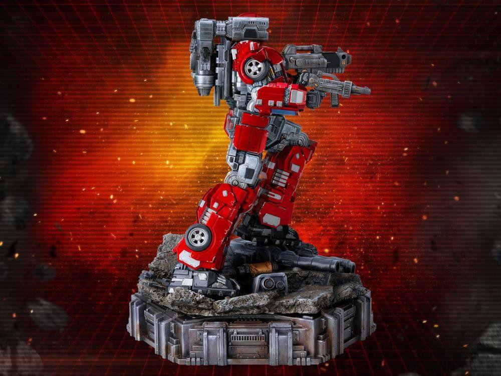 "PRÉ VENDA: Estátua Ironhide (Autobot): Transformers ""Legacy Of Cybertron"" (Escala 1/6) - Imaginarium Arts"