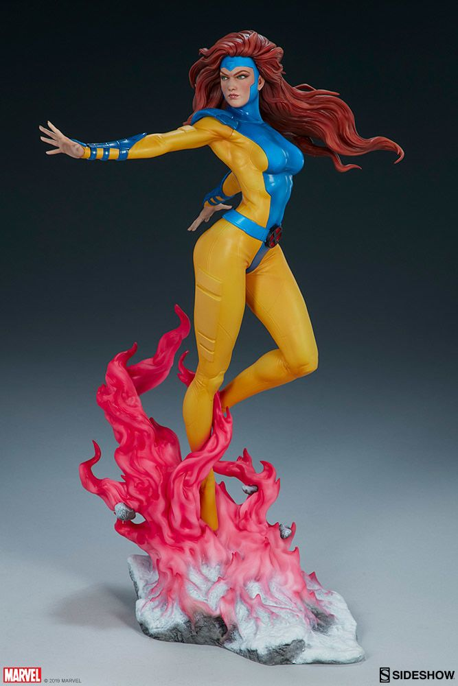 PRÉ-VENDA Estátua Jean Grey: X-Men Collection (Premium Format) - Sideshow