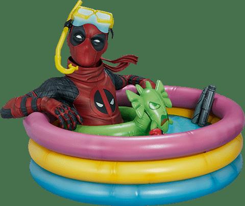 PRÉ VENDA: Estátua Kidpool: Marvel Collection (Premium Format) - Sideshow