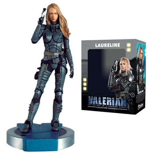 PRÉ VENDA: Estátua Laurelin: Valerian And The City Of A Thousand Planets Collector Models #02 Escala 1/16 -  Eaglemoss Publications