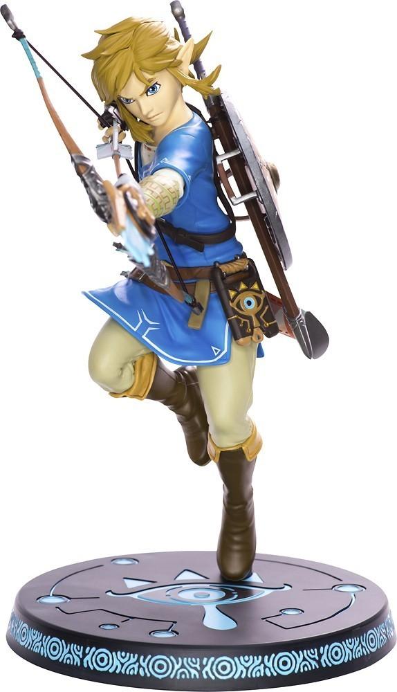 Estátua Link: Legend of Zelda Breath of the Wild - First 4 Figures