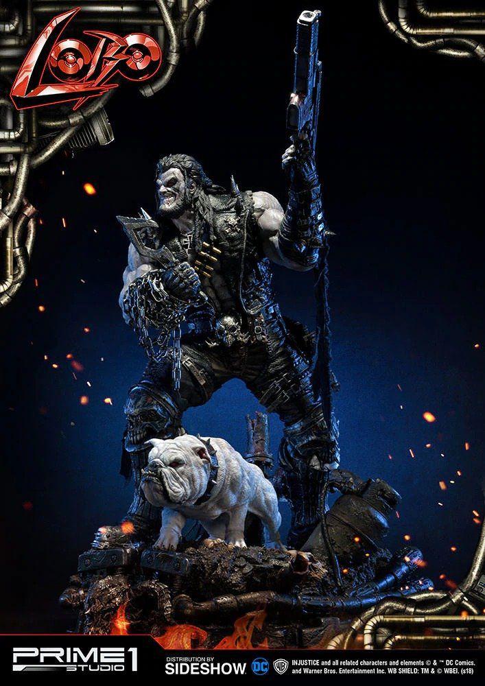 """PRÉ VENDA: Estátua Lobo: Injustice """"Gods Among Us"""" (Ultimate Museum Masterline) Escala 1/3 - Prime 1 Studio"""