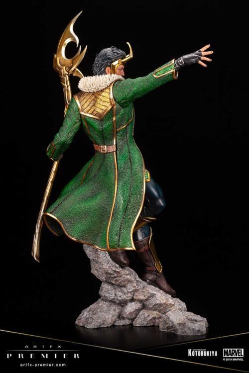 Estátua Loki: Marvel ArtFX Premier (Limited Edition) - Kotobukiya