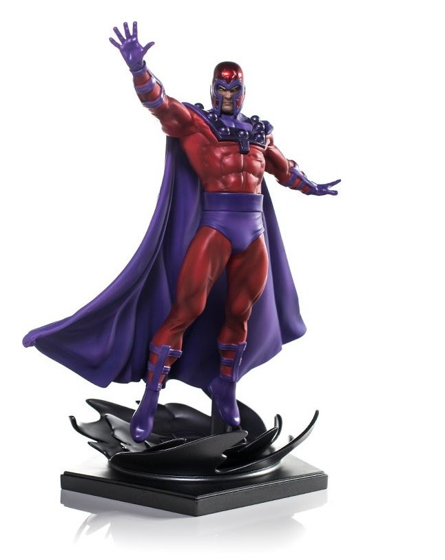 Estátua Magneto: Marvel Comics Série 4 Art Scale Escala 1/10 - Iron Studios