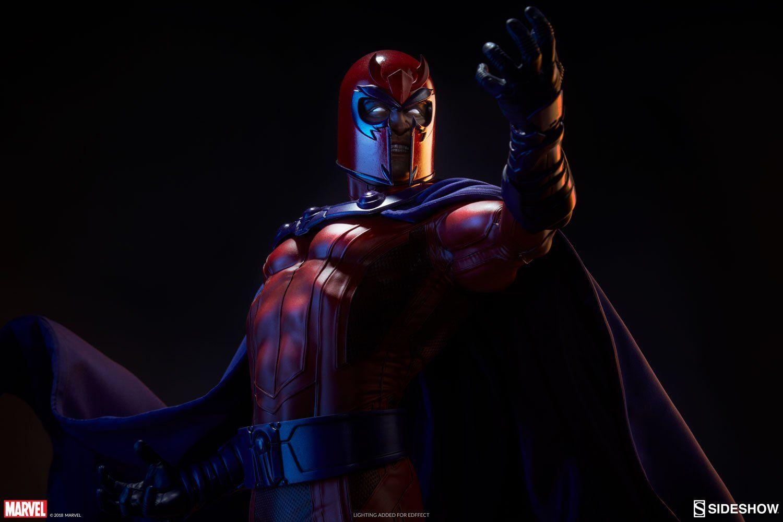 Estátua Magneto: Marvel X-Men - Sideshow Collectibles (Apenas Venda Online)