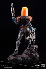 PRÉ-VENDA Estátua Motoqueiro Fantasma Cósmico (Cosmic Ghost Rider): Marvel ArtFX Premier (Limited Edition) - Kotobukiya