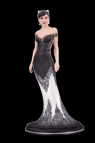 PRÉ VENDA: Estátua Mulher-Gato (Catwoman) Wedding Dress: Batman #50 (DC Cover Girls) - DC Direct