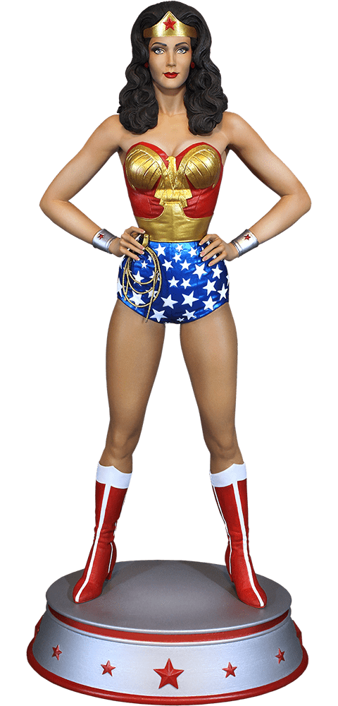 PRÉ VENDA: Estátua Mulher-Maravilha (Wonder-Woman): TV Serie (Season One) DC Comics Maquettes - Tweeterhead - EV