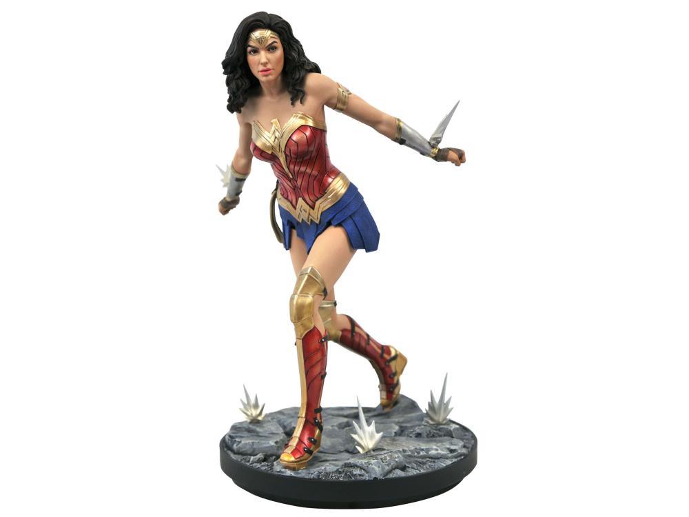 PRÉ-VENDA: Estátua Mulher Maravilha (Wonder Woman): Wonder Woman 1984 -  DIAMOND SELECT TOYS