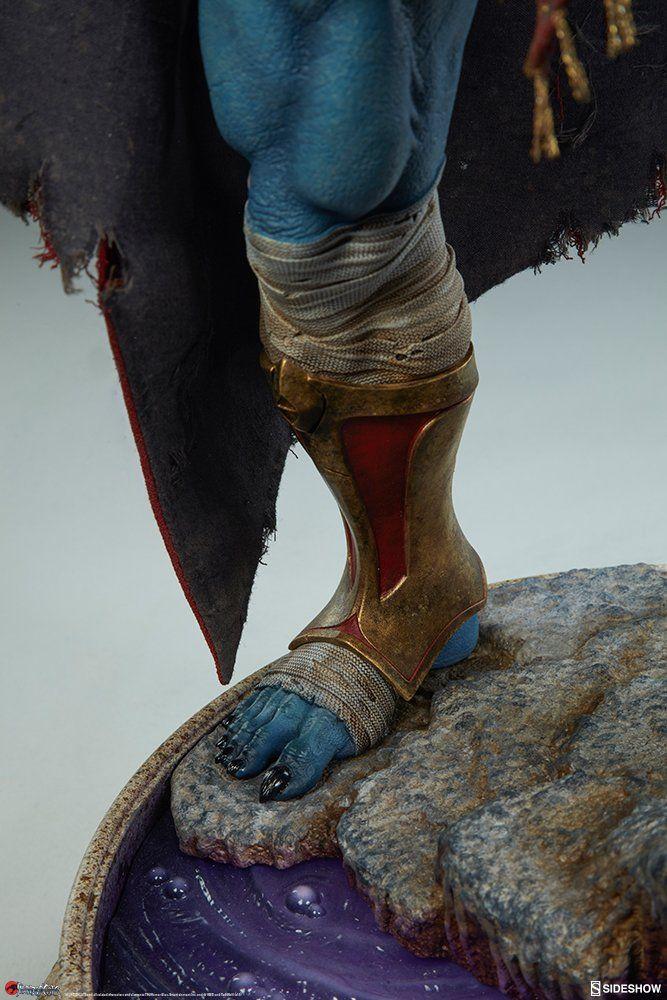 Estátua: Mumm-Ra: Thundercats - Sideshow Collectibles (Apenas Venda Online)